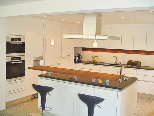 Küchenumbau  Fierz Küchen: Küchenumbau Aeugstertal